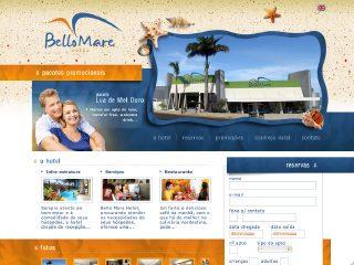 Thumbnail do site Hotel Bello Mare ***