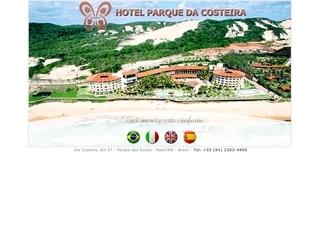 Thumbnail do site Hotel Parque da Costeira