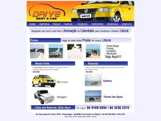 Thumbnail do site Drive Rent a Car