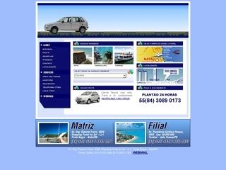 Thumbnail do site Dois Irmãos Rent a Car