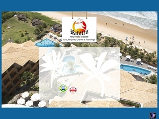 Thumbnail do site Rifóles Praia Hotel & Resort *****