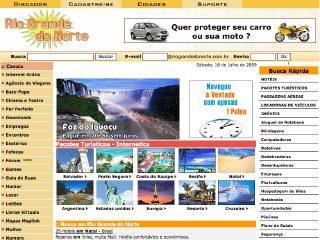 Thumbnail do site RioGrandeDoNorte .com.br
