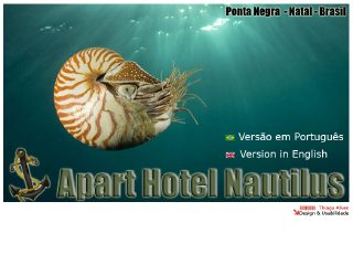 Thumbnail do site Nautilus Apart Hotel