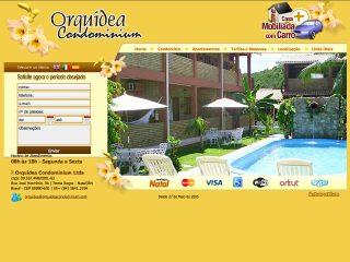 Thumbnail do site Orquídea Condominium