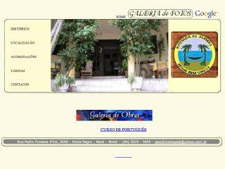 Thumbnail do site Pousada do Alemão