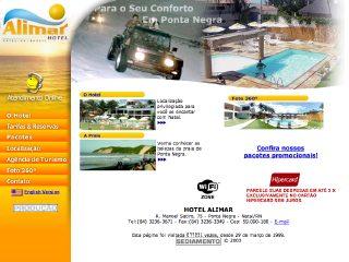 Thumbnail do site Hotel Alimar