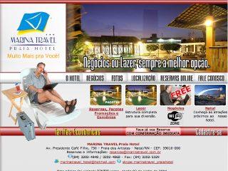 Thumbnail do site Marina Badauê Praia Hotel