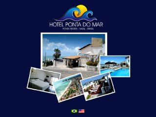 Thumbnail do site Hotel Ponta do Mar