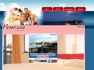 Thumbnail do site Venezia Flat (Apart Hotel)