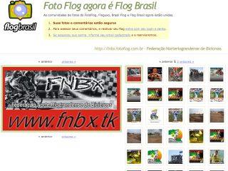 Thumbnail do site Federação Norteriograndense de Bicicross