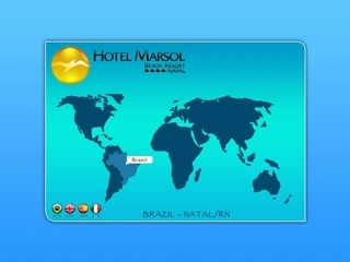Thumbnail do site Hotel Marsol ****