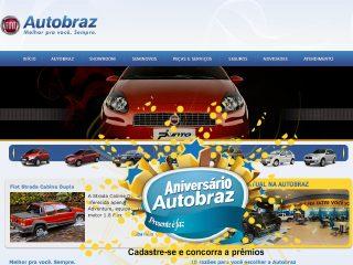 Thumbnail do site Autobraz - Concessionária FIAT