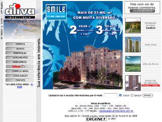 Thumbnail do site Ativa Imobiliária