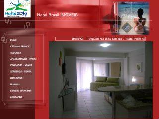 Thumbnail do site Natal Brasil Imóveis