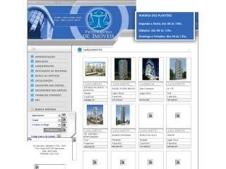 Thumbnail do site Procuradoria de Imóveis