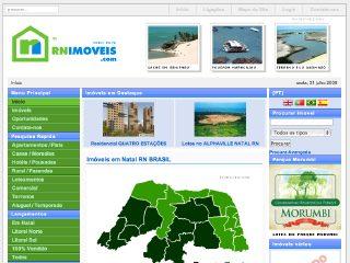 Thumbnail do site RN Imóveis