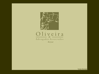 Thumbnail do site Oliveira & Advogados Associados