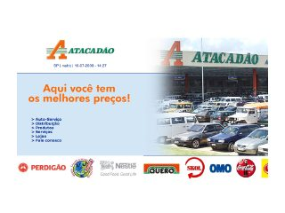 Thumbnail do site Supermercado Atacadão