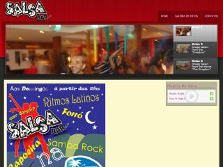 Thumbnail do site Salsa Bar