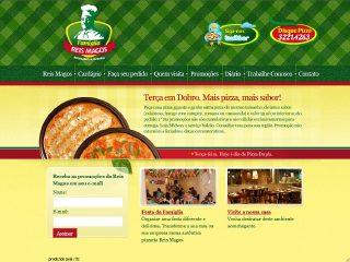Thumbnail do site Famiglia Reis Magos - Ristorante e Pizzeria
