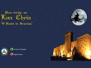 Thumbnail do site Albergue da Juventude Lua Cheia