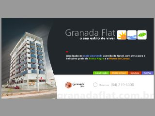 Thumbnail do site Granada Flat