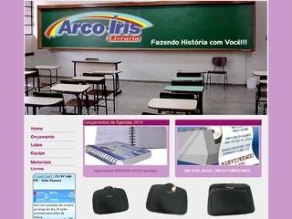 Thumbnail do site Livraria Arco-Ìris