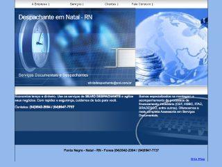 Thumbnail do site Silvio Despachante
