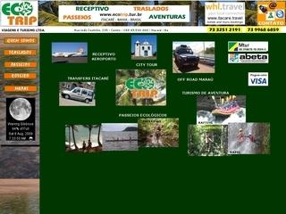 Thumbnail do site Eco Trip