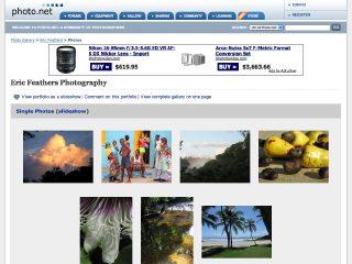 Thumbnail do site Fotos das Plumas