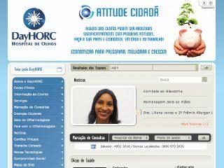 Thumbnail do site DayHORC Salvador