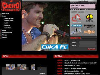 Thumbnail do site Bloco Cheiro de Amor
