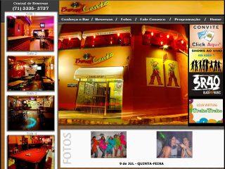 Thumbnail do site Bond Canto Bar