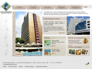 Thumbnail do site Fiesta Bahia Hotel *****