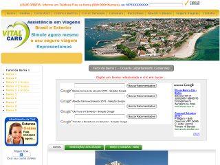 Thumbnail do site Flat Jardim de Aláh