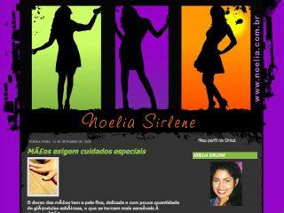 Thumbnail do site Noelia Sirlene - Promotora de Eventos e Fotografa