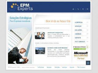 Thumbnail do site EPM Experts - Belo Horizonte