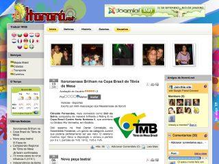 Thumbnail do site