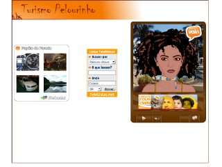 Thumbnail do site Pelourinho Web